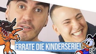Errate die KINDERSERIE! | SONG CHALLENGE!