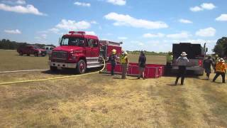 Part 1 - Rural Water Supply Drill - Kendall County, Texas - August 2015