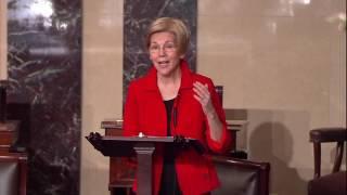 Senator Elizabeth Warren Condemns Republican Effort to Repeal SEC Extraction Rule