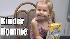 Kinder Rommé (Pegasus Spiele) - ab 5 Jahre - attraktiv, schnell und einfach