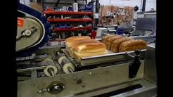 Capway depanner first testrun used bakery machine