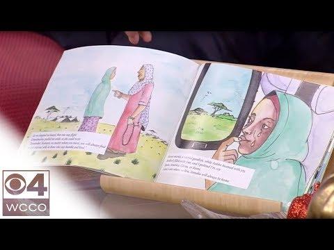 4th Grade Teacher Pens Children's Book For Somali Youth