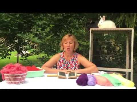 Как вязать из пряжи YarnArt Alpine MAXI - YouTube