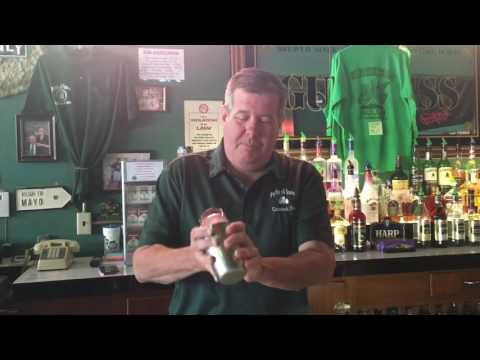 Jimmy Campbell serves up Guinness and a smile at Pride of Erin: Best Bartender finalist (video, poll)