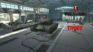 T110E5 - World of Tanks Blitz