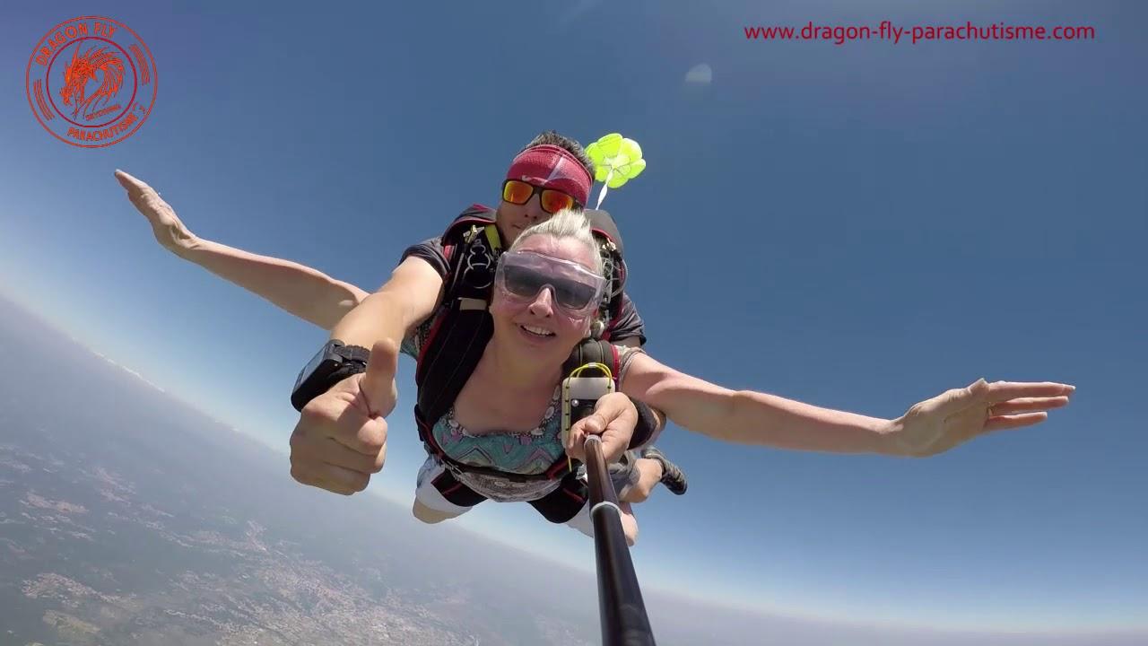 Dragon Fly Parachutisme Saut en parachute tandem Ardèche