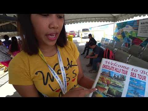 Philippines Bohol Island Tour Paul Ranky 4K UHD H264 Video