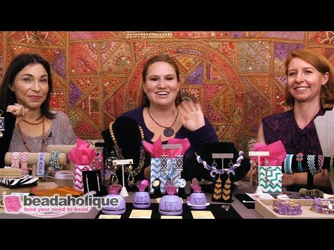 Beadaholique Live Class: Selling And Displaying Your Jewelry