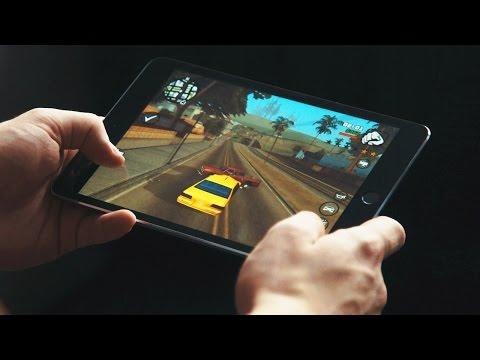 Обзор iPad mini 3