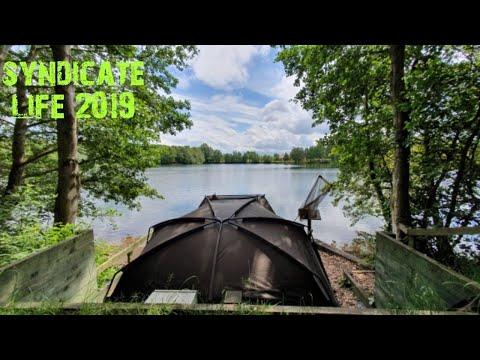 Carp Fishing Nuddock Wood Syndicate #4