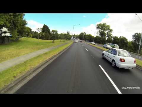Auckland to Titirangi New Zealand 2.7K UHD