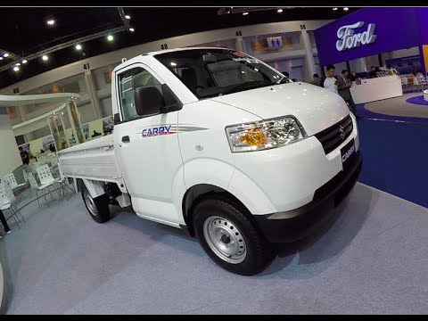 New 2017 Pickup Suzuki Carry 2018