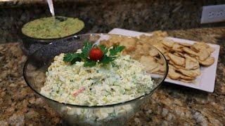 Вкуснейший Салат из Крабовых Палочек с Кукурузой