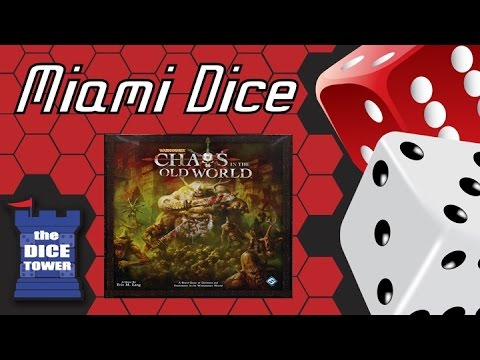 Miami Dice - Episode 17 -  Chaos in the Old World