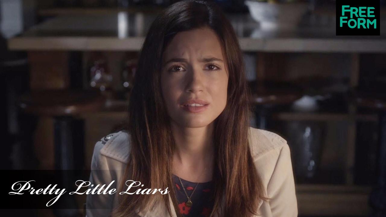 Download Pretty Little Liars   Season 5, Episode 11 Clip: Melissa's Confession   Freeform