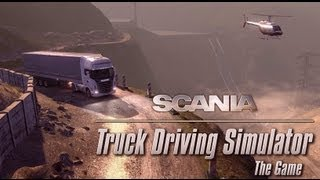 SCANIA Truck Driving Simulator - Gameplay [PC]