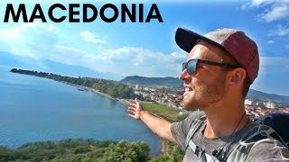 I HAD NO IDEA MACEDONIA WAS THIS BEAUTIFUL