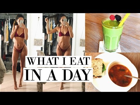 WHAT I EAT IN A DAY | Updated & HONEST | Chelsea Trevor