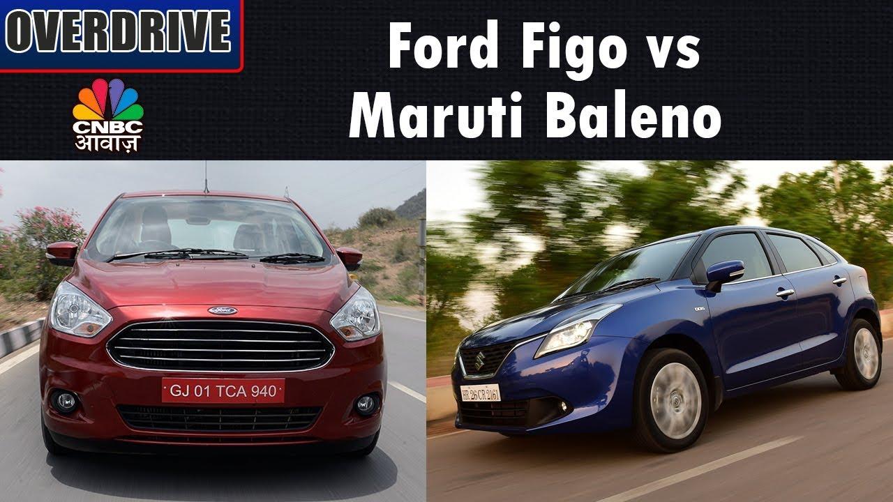 Ford Figo Vs Maruti Baleno Tutu Dhawan Reviews On Cars