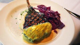 California Dream Eater visits Mustard's Grill in Napa