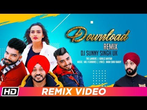 Download Remix | The Landers Feat. Gurlez Akhtar | Remix By DJ Sunny Singh UK | Himanshi Parashar