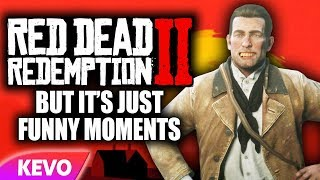 Red Dead Redemption 2 but it's just funny moments