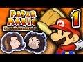 Paper Mario TTYD: ω---D - PART 1 - Game Grumps