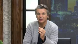 When You Hit Bottom, Jesus is There - with Jentezen Franklin