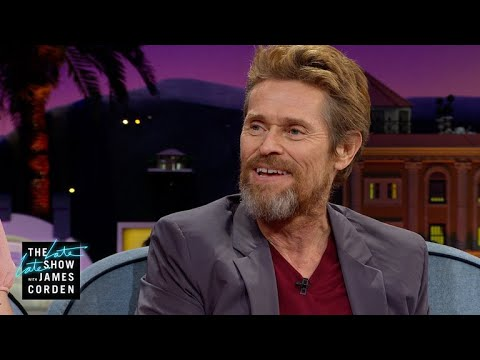 Why Do Willem Dafoe's Characters Always Die?
