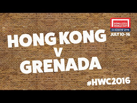 Hong Kong v Grenada | Group A  #HWC2016