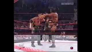 WWE - 09.16.2002 - Raw - Booker T vs Test - Full Match
