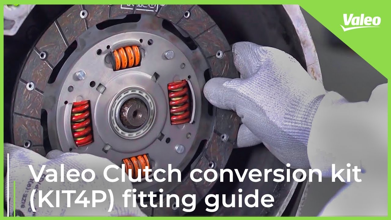 Valeo Clutch Conversion Kit Kit4p Fitting Guide Youtube Audi Wiring Diagram