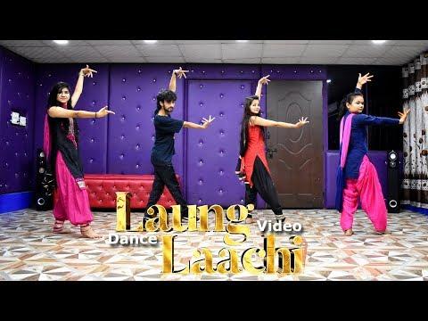 Laung Laachi Wedding Dance Choreography | Cover Song | Ajay Poptron