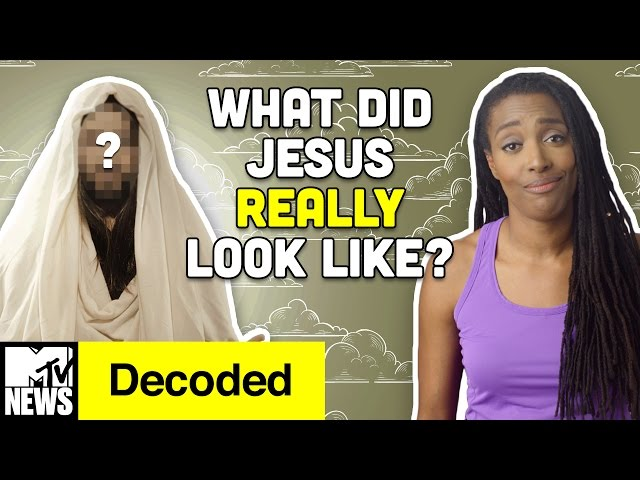 What Did Jesus REALLY Look Like? | Decoded | MTV News