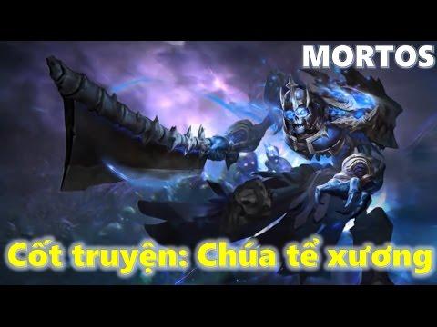 Mortos - Chúa tể xương - Linh hồn bất tử - Video cốt truyện Liên Quân Mobile