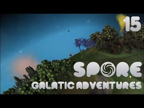 Spore! Galactic Adventures #15 - Slugs Steal the Stage!