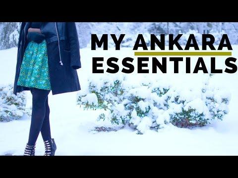 My Ankara Winter Wardrobe Essentials | AfricanPrint Diaries | African Fashion | LAJA