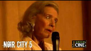 Marsha Hunt Q&A from Noir City 5: On The House Un-American Activities Commitee and Being Blacklisted
