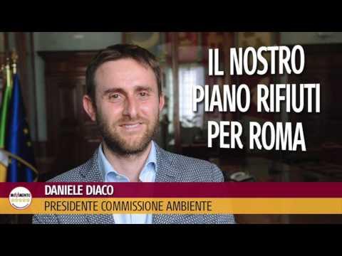 Daniele Diaco - Radio Roma Capitale - 11/04/2017