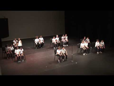 BAF 2016 - PS 159 Theater + Dance - Realizing Freedom