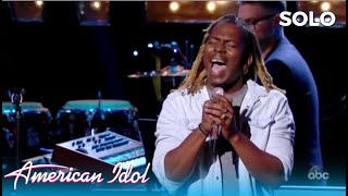 Jovin Webb: Solo Round is The PERFECT Time to Shine   @American Idol Hollywood