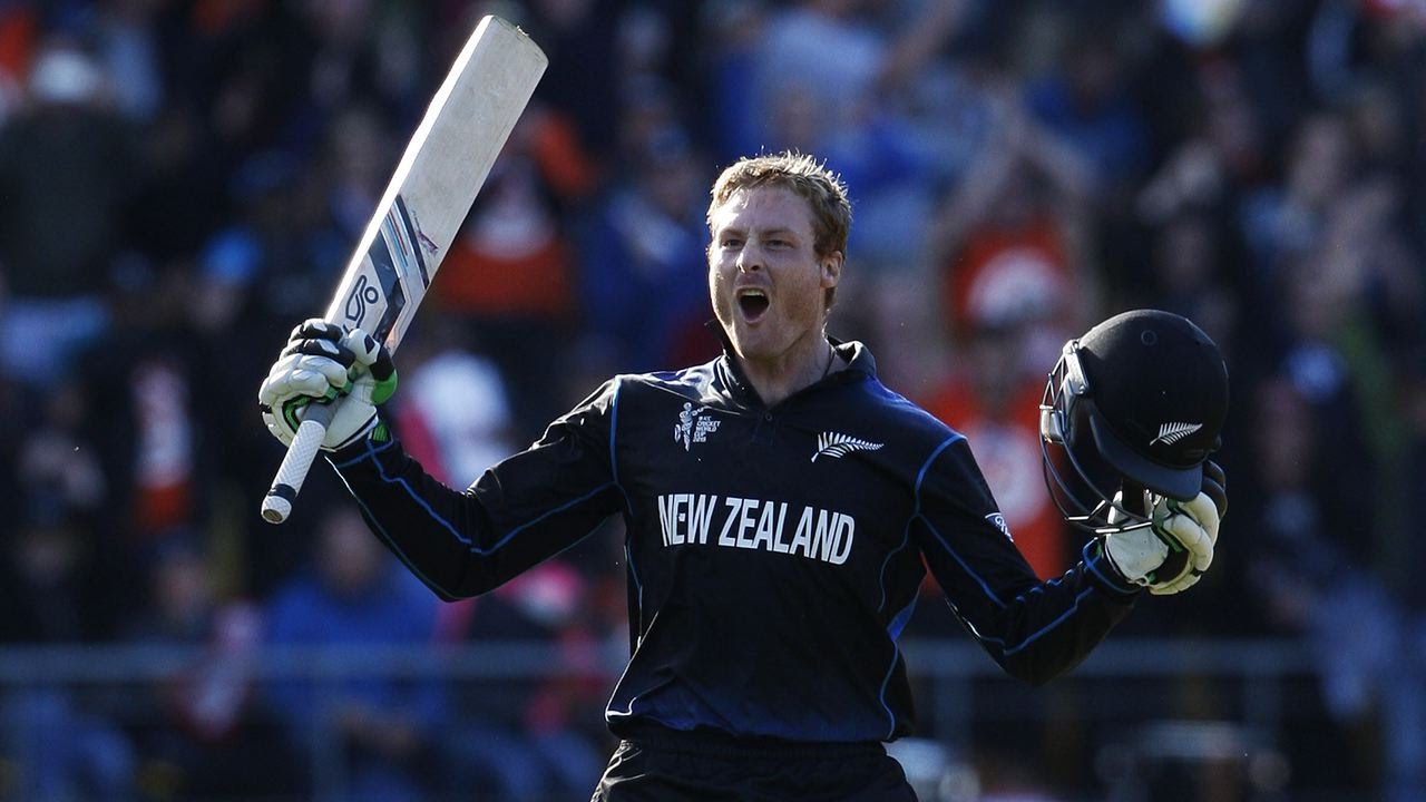 2015 WC: Martin Guptill on 237 off 163 balls vs West Indies - YouTube