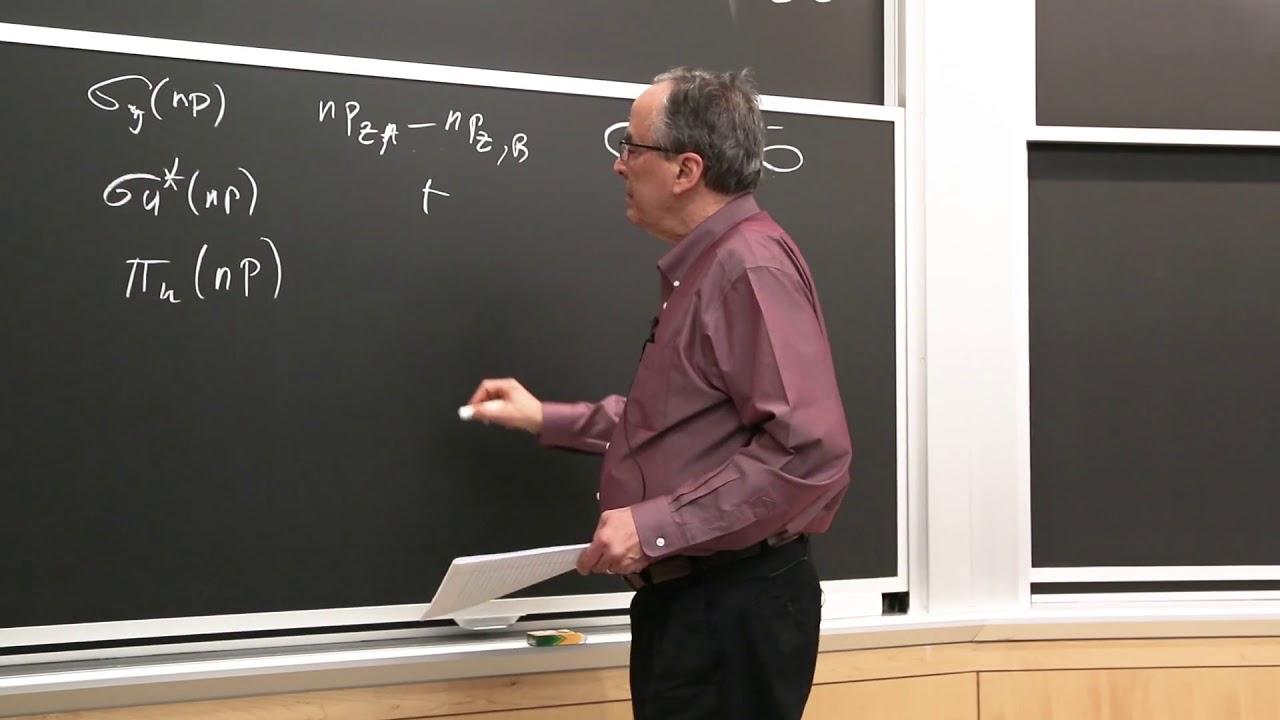 25. Molecular Orbital Theory II; H2+, A2, AB Diatomics