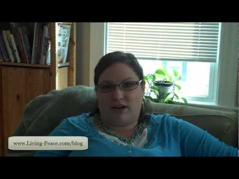 Pantry Organizer- Living Peace Tuesday Tips
