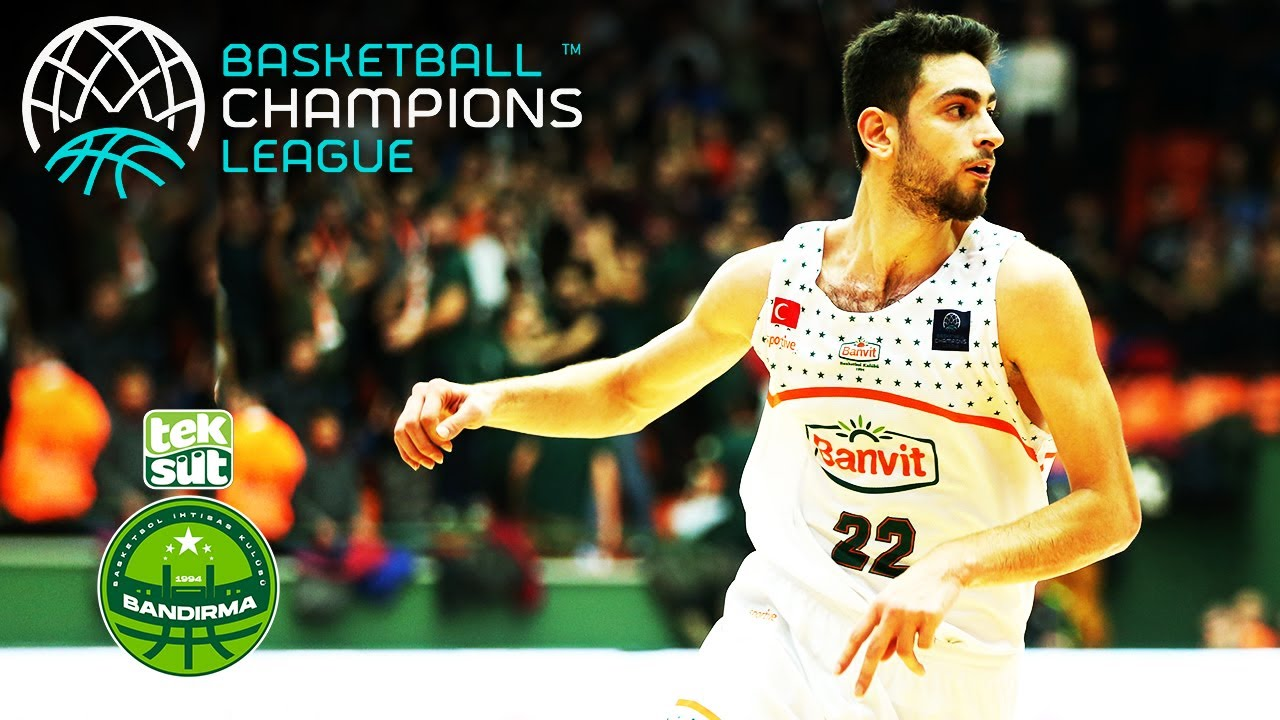 Banvit/Teksüt Bandirma's BEST Plays & Moments All-Time