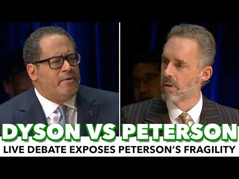 Jordan Peterson's Fragility Exposed By Michael Eric Dyson In Heated Debate