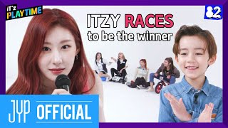 [IT'z PLAYTIME] EP.04 ITZY Plays a Word Quiz with KIDS