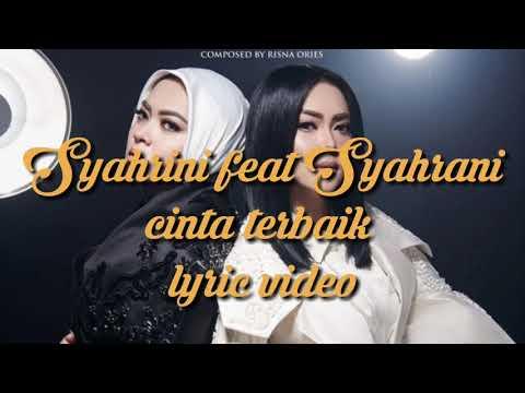 Syahrini - cinta terbaik (new single)