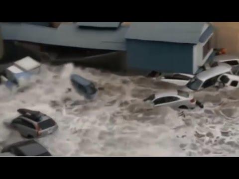 [Mengerikan] tsunami terbesar dan terdahsyat