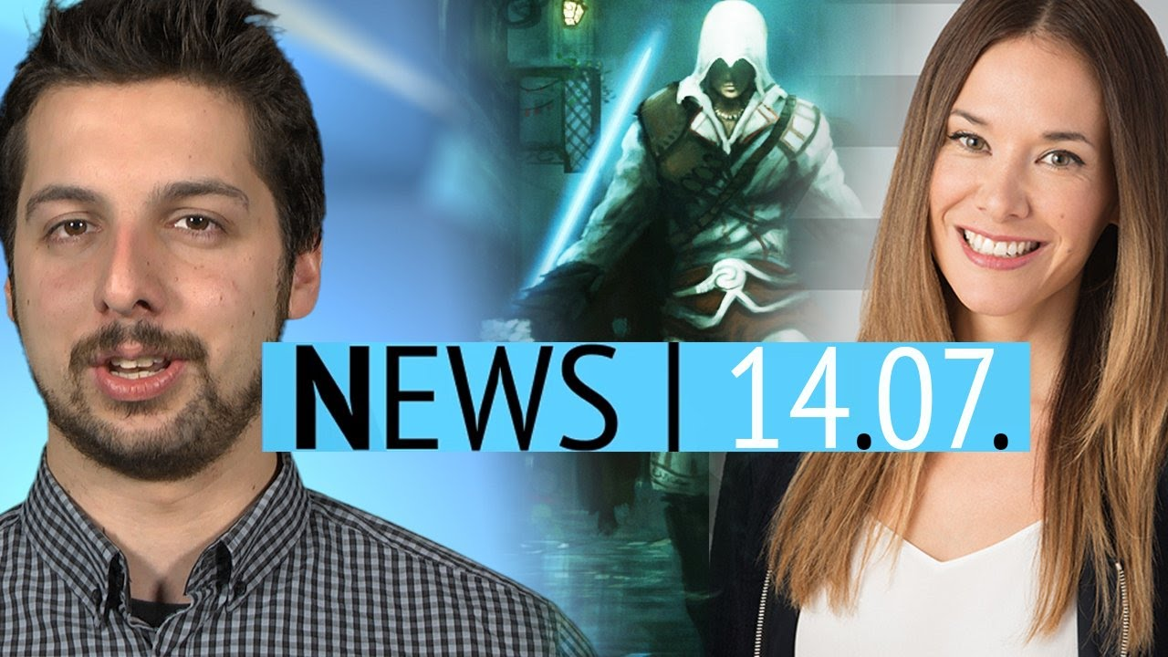 Assassin's-Creed-Macherin arbeitet an Star Wars - GTA-5-Probleme wegen Anti-Hack-Tools - News